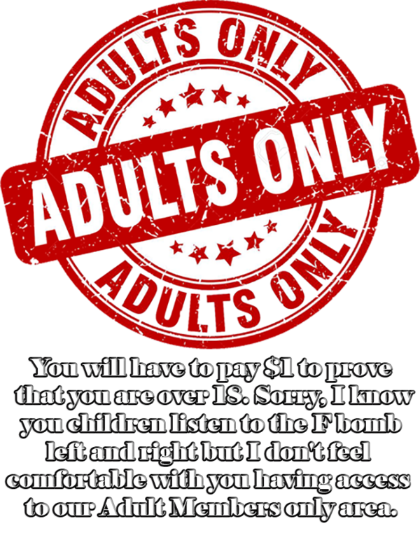 ==============  Sorry Kids no so luck..... You will have to sign up and donate one dollar to prove that you are an adult. [url=http://sexygamingcouple.com/index.php?name=Members]Click here to sign up[/url]